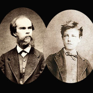 Verlaine e Rimbaud