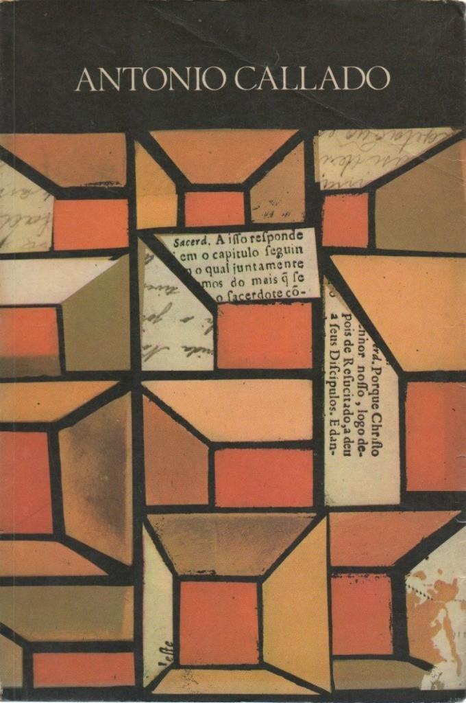 A primeira edição do livro de Antonio Callado sem o título na capa