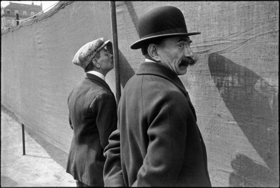 Bruxelas, Bélgica, 1932 / Foto: Henri Cartier-Bresson
