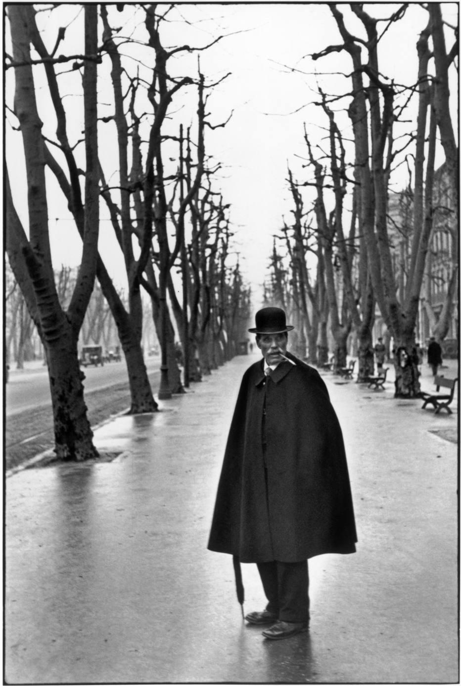 Marselha, França, 1932 / Foto: Henri Cartier-Bresson