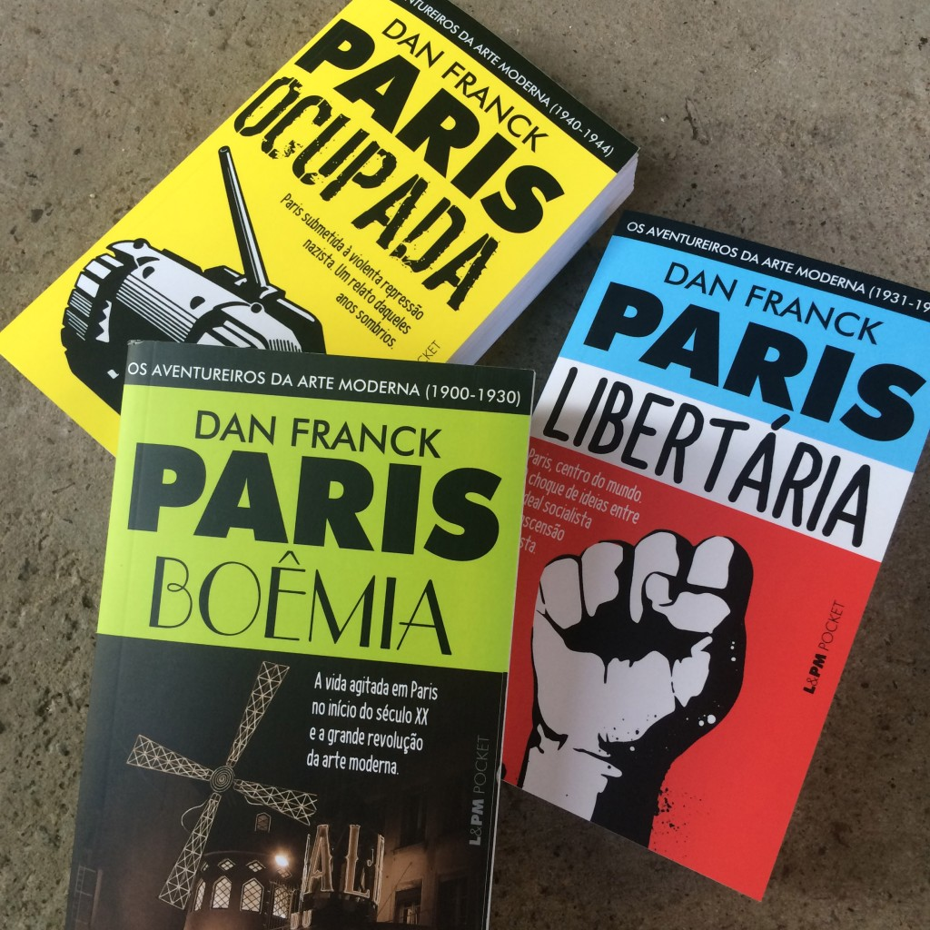 PARIS TRIO POCKET