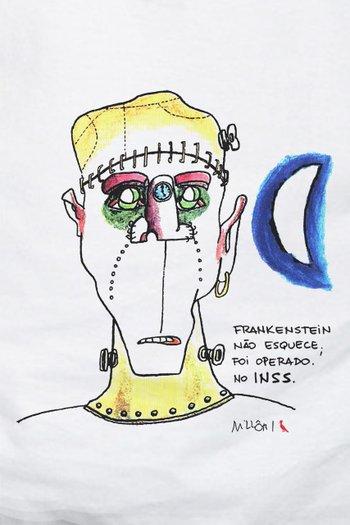 CAMISETA FRANK MILLOR