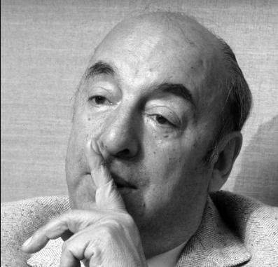 Neruda dedo
