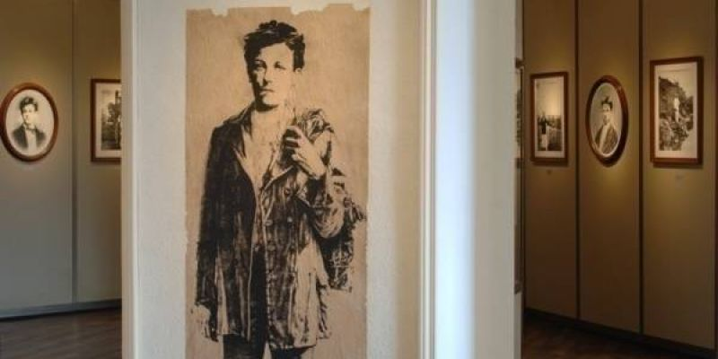 RIMBAUD MUSEU CHARLEVILLE COLUNA