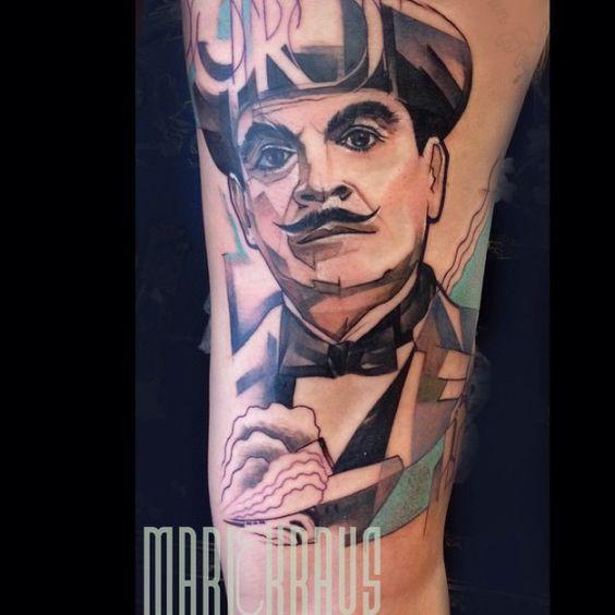 Poirot Art Deco