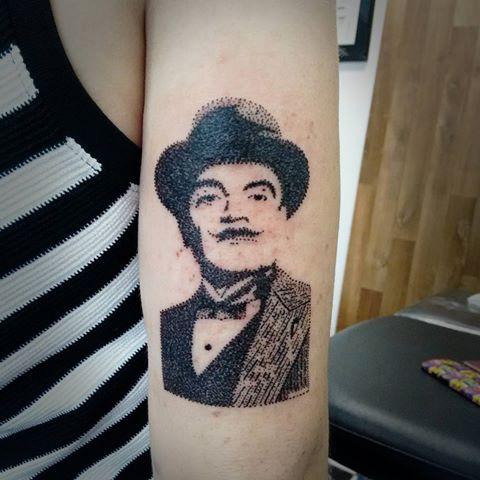 Poirot pontilhado