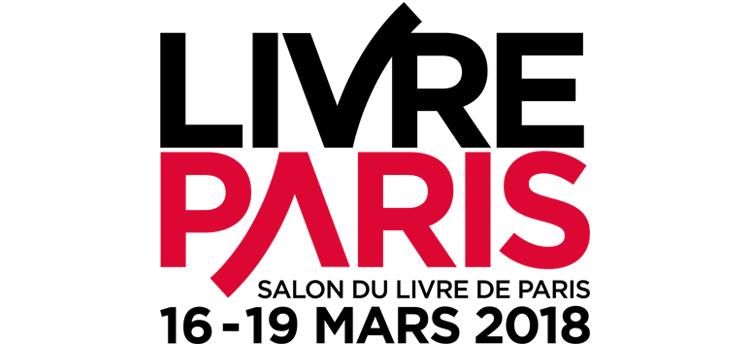 SALAO LIVRO PARIS 2018 logo