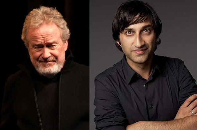 Ridley Scott e Asif Kapadia