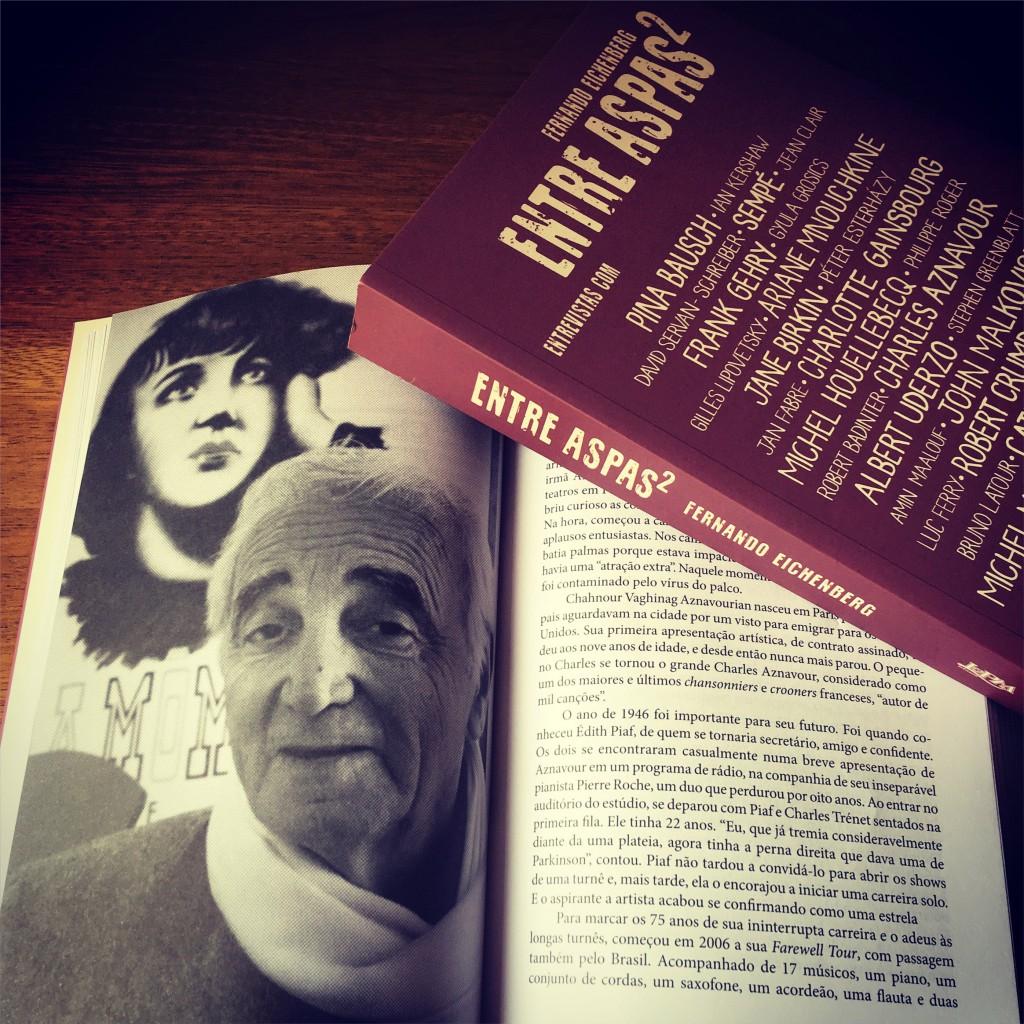 Charles Aznavour foto