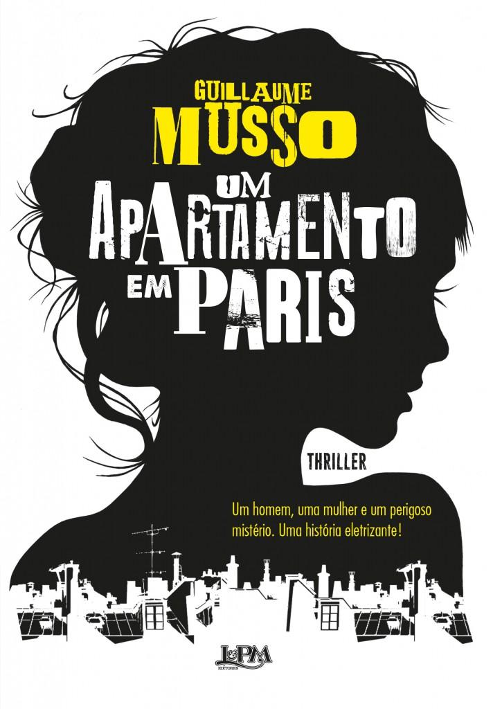 Vem aí, um lançamento do autor mais vendido da França