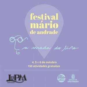 FESTIVAL MARIO DE ANDRADE CARD
